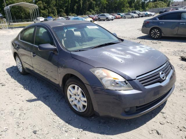 Salvage cars for sale from Copart Tifton, GA: 2009 Nissan Altima 2.5