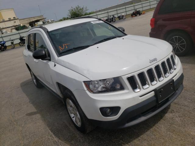 Jeep salvage cars for sale: 2015 Jeep Compass SP