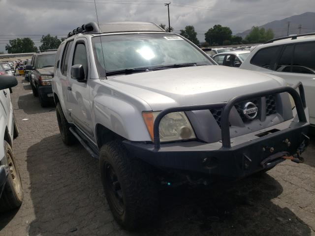Salvage cars for sale from Copart Colton, CA: 2006 Nissan Xterra OFF