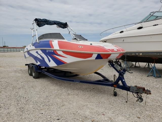 Salvage cars for sale from Copart Haslet, TX: 2004 Tracker Tahoe Boat