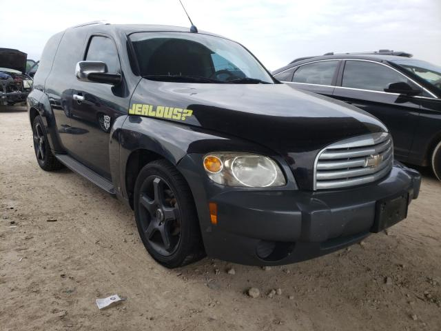 Salvage cars for sale from Copart Temple, TX: 2007 Chevrolet HHR Panel
