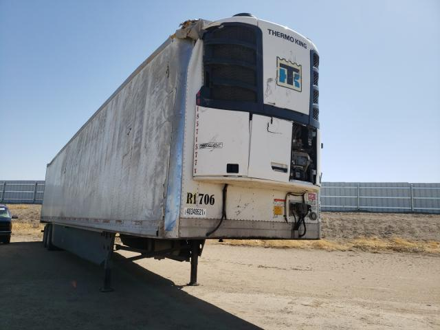 Salvage cars for sale from Copart Adelanto, CA: 2017 Utility Reefer