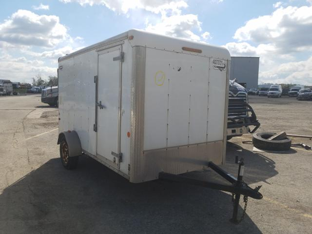 Haulmark salvage cars for sale: 2008 Haulmark Edge Trailer