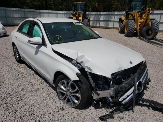 Mercedes-Benz Vehiculos salvage en venta: 2015 Mercedes-Benz C300