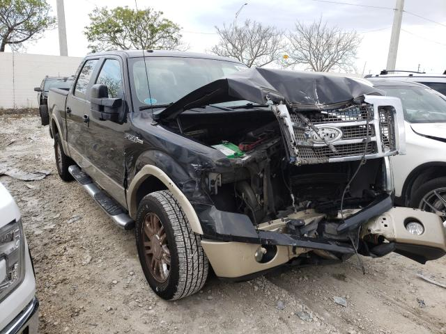 Salvage cars for sale from Copart Homestead, FL: 2010 Ford F150 Super