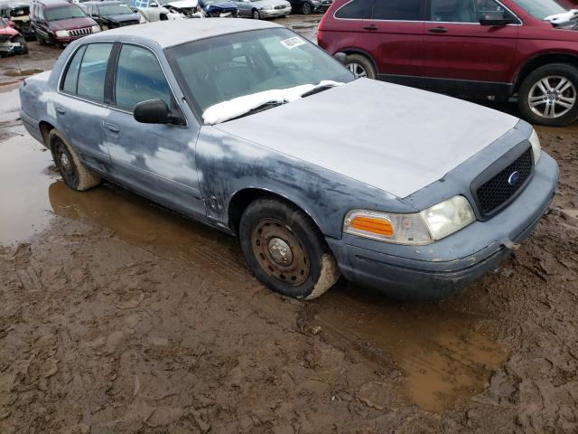 Ford Crown Victoria salvage cars for sale: 2005 Ford Crown Victoria