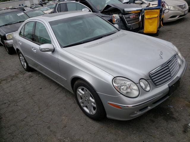 Salvage cars for sale from Copart Colton, CA: 2005 Mercedes-Benz E 320 CDI