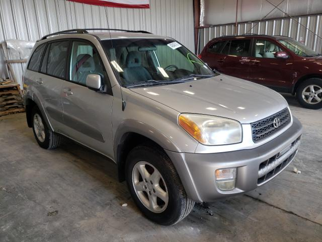Salvage cars for sale from Copart Appleton, WI: 2001 Toyota Rav4