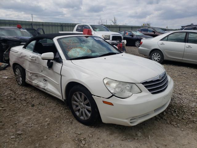Vehiculos salvage en venta de Copart Kansas City, KS: 2010 Chrysler Sebring TO
