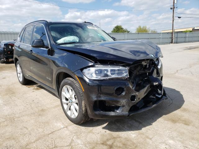 Salvage cars for sale from Copart Lexington, KY: 2016 BMW X5 XDRIVE3