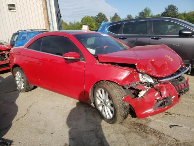 2012 Volkswagen EOS Komfor en venta en Memphis, TN