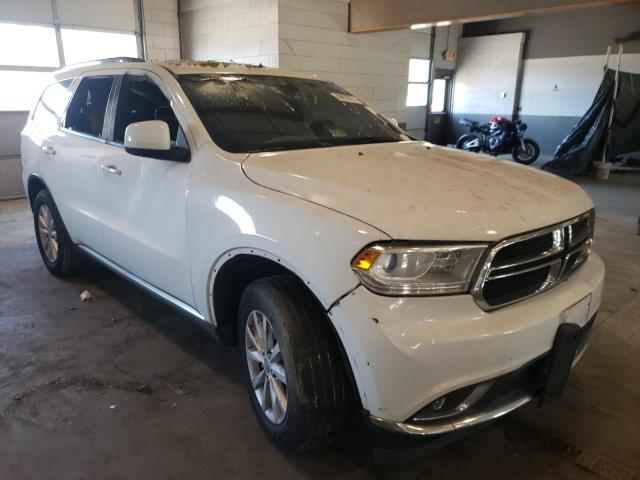 Salvage cars for sale from Copart Sandston, VA: 2015 Dodge Durango SX