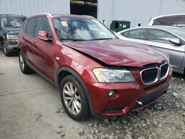 Salvage cars for sale from Copart Windsor, NJ: 2013 BMW X3 XDRIVE2