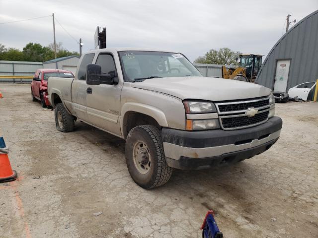 Vehiculos salvage en venta de Copart Wichita, KS: 2006 Chevrolet Silverado