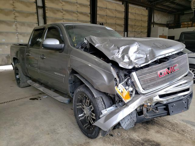Salvage cars for sale from Copart Graham, WA: 2009 GMC Sierra K15