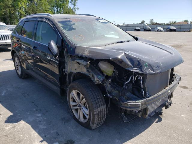 Vehiculos salvage en venta de Copart Dunn, NC: 2020 Ford Edge SEL