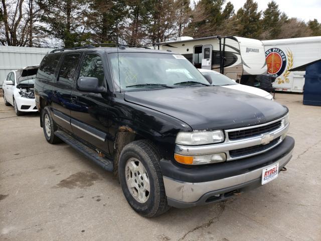 2005 Chevrolet Suburban K en venta en Eldridge, IA