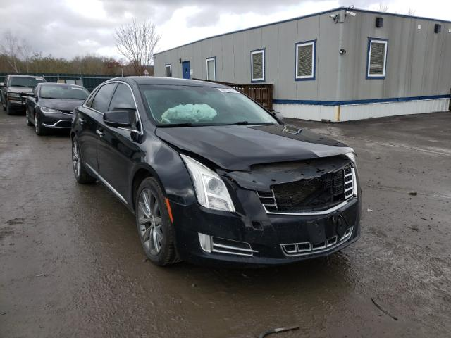 Salvage cars for sale from Copart Duryea, PA: 2014 Cadillac XTS Luxury