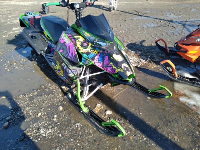 Salvage cars for sale from Copart Anchorage, AK: 2012 Arctic Cat M-8000