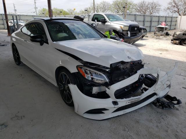 Salvage cars for sale from Copart Homestead, FL: 2019 Mercedes-Benz C300