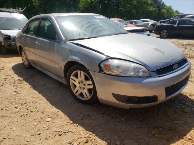 Vehiculos salvage en venta de Copart Austell, GA: 2011 Chevrolet Impala LT