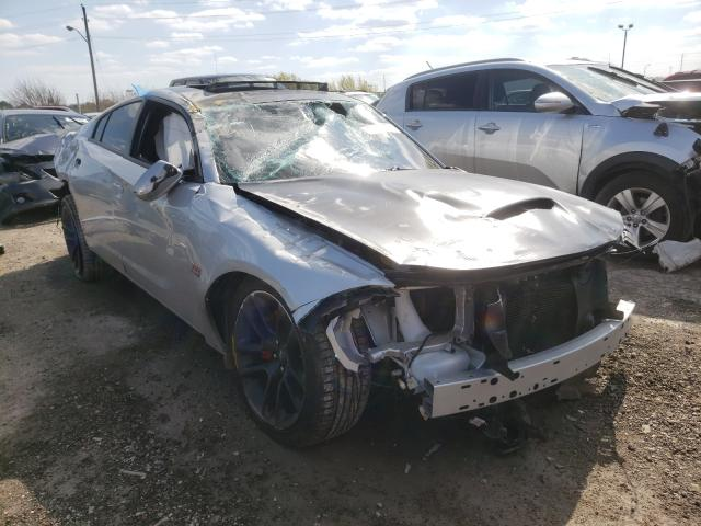 Salvage cars for sale from Copart Indianapolis, IN: 2020 Dodge Charger SC