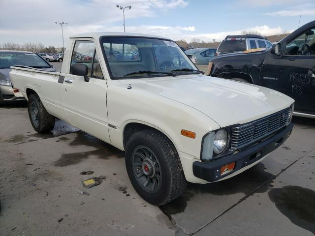 Salvage cars for sale from Copart Littleton, CO: 1981 Toyota Pickup / C