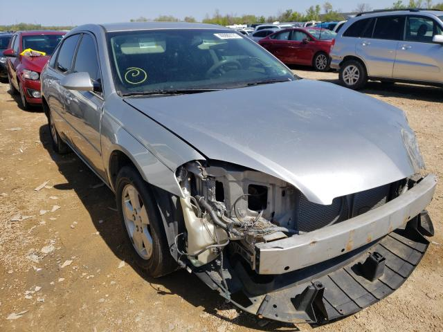 Chevrolet Impala salvage cars for sale: 2008 Chevrolet Impala