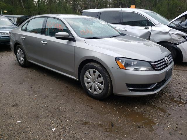 2013 Volkswagen Passat S for sale in Lyman, ME
