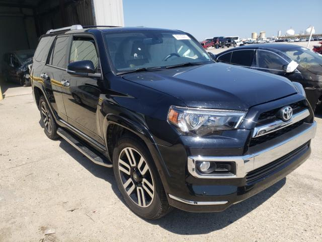 Salvage cars for sale from Copart New Orleans, LA: 2018 Toyota 4runner SR