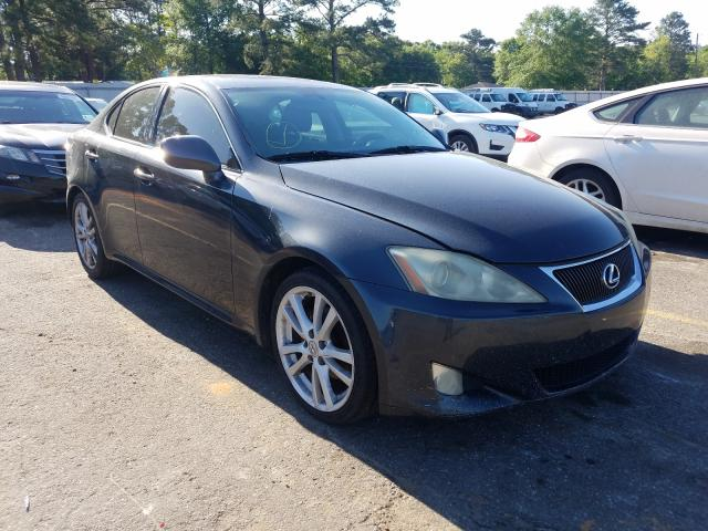 Salvage cars for sale from Copart Eight Mile, AL: 2007 Lexus IS 250