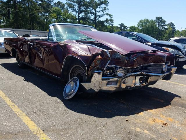 Salvage 1966 LINCOLN CONTINENTL - Small image. Lot 40560281