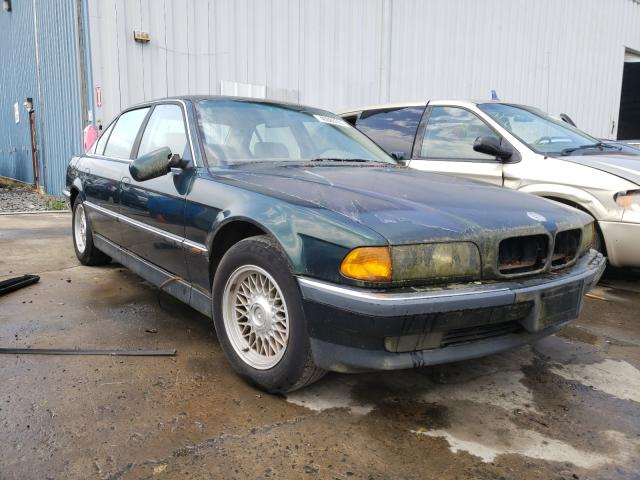 1998 BMW 740 IL for sale in Windsor, NJ