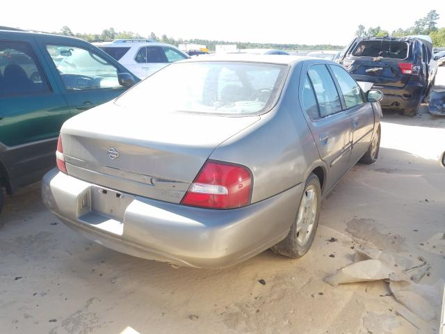 2001 NISSAN ALTIMA GXE - Right Rear View