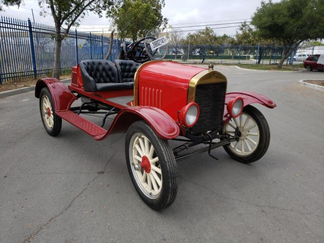 Ford Vehiculos salvage en venta: 1924 Ford Model T