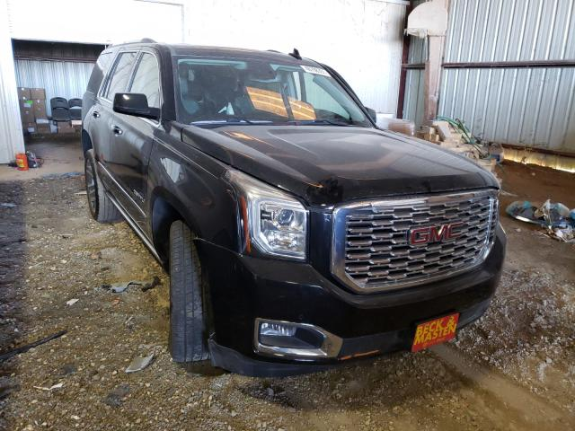 Salvage cars for sale from Copart Houston, TX: 2020 GMC Yukon Dena