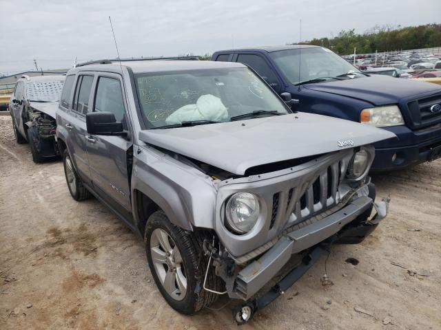 Salvage cars for sale at Oklahoma City, OK auction: 2017 Jeep Patriot LA