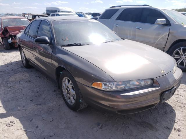 Oldsmobile salvage cars for sale: 2000 Oldsmobile Intrigue G