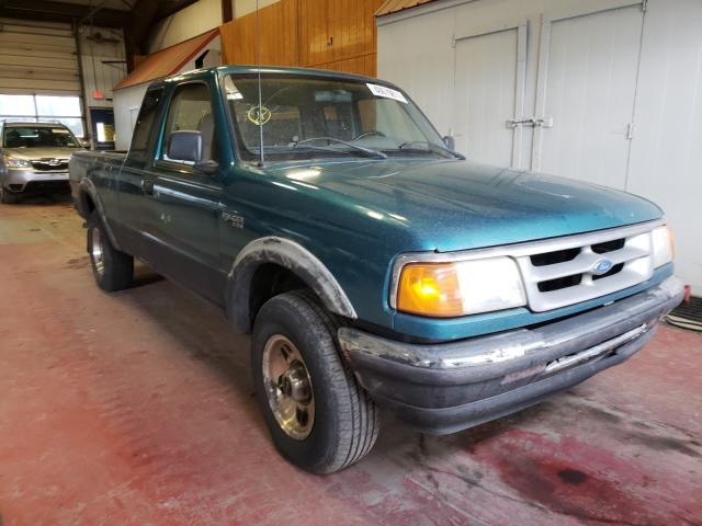 Salvage cars for sale from Copart Angola, NY: 1995 Ford Ranger SUP