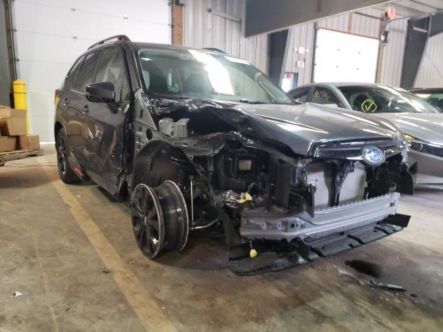Salvage cars for sale at West Mifflin, PA auction: 2020 Subaru Forester S