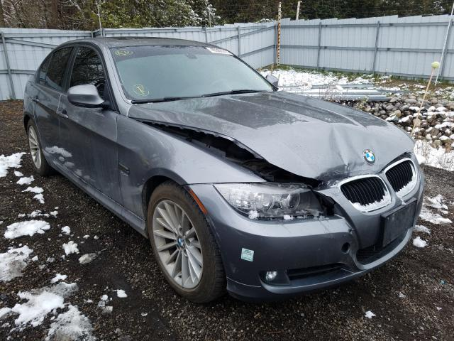 Salvage cars for sale from Copart London, ON: 2010 BMW 328 XI