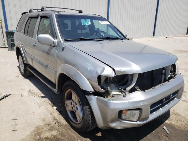 Infiniti QX4 salvage cars for sale: 2001 Infiniti QX4