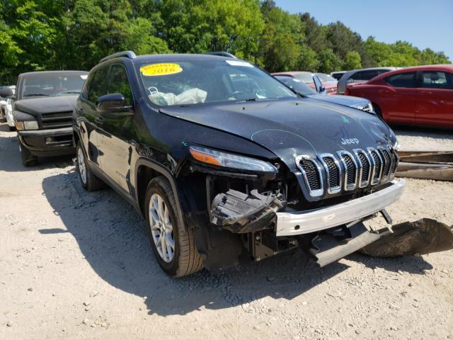 Vehiculos salvage en venta de Copart Austell, GA: 2016 Jeep Cherokee L