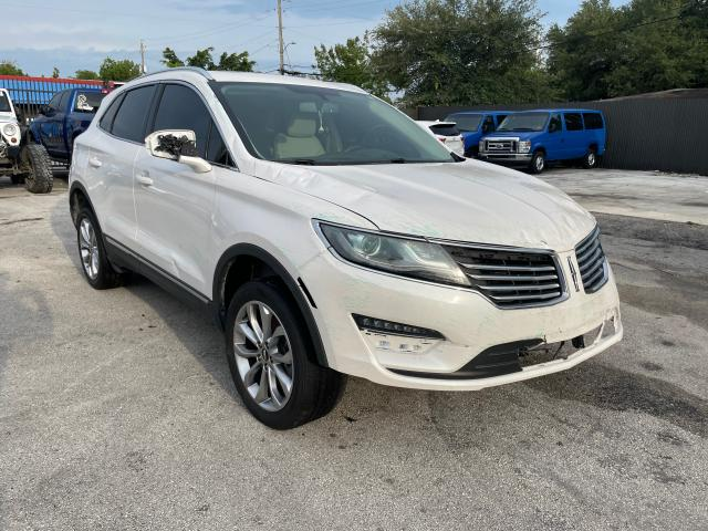Salvage cars for sale from Copart Opa Locka, FL: 2018 Lincoln MKC Select