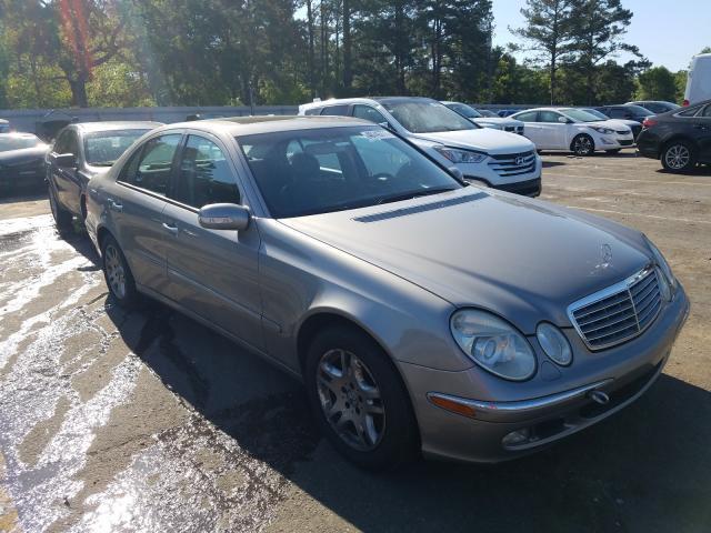 Vehiculos salvage en venta de Copart Eight Mile, AL: 2003 Mercedes-Benz E 320