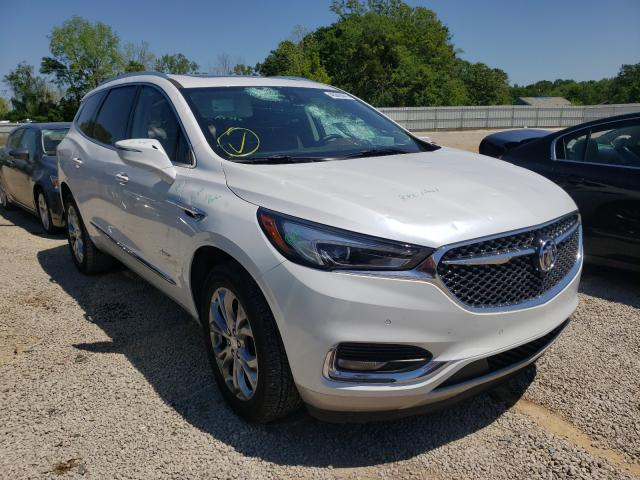 Salvage cars for sale from Copart Theodore, AL: 2018 Buick Enclave AV