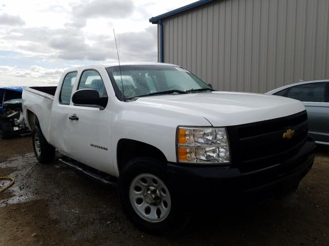 Salvage cars for sale from Copart Helena, MT: 2011 Chevrolet Silverado