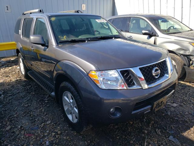 Nissan Pathfinder salvage cars for sale: 2011 Nissan Pathfinder
