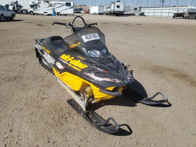 Summ salvage cars for sale: 2000 Summ Snowmobile
