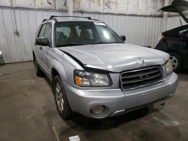 Subaru Forester salvage cars for sale: 2005 Subaru Forester
